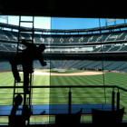 Commercial Window Tinting Films at Rangers BallPark in Arlington, TX – The Batter's Eye Club
