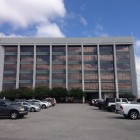 6 Story Commercial Building Dallas, TX (window filming)