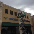 Black Out Window Film Installation in Las Colinas, TX