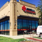 MCKINNEY, TX – Commercial 20% Solar Window Tint Installation at Quest Care