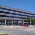 Corporate headquarters solar filmed for energy savings in Irving, Tx