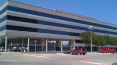 Corporate headquarters solar filmed for energy savings in Irving, Tx